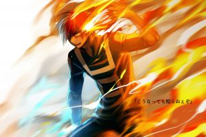 boku no hero academia anime boys anime