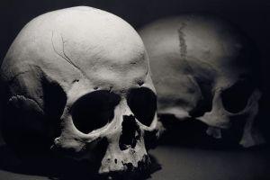 bones dark skull