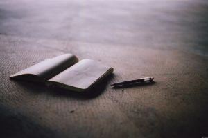 books depth of field pens