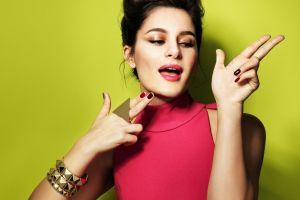 bracelets singer women fingers