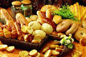 bread still life food