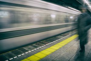 brian matiash train motion blur