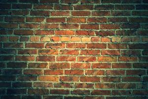 bricks texture wall