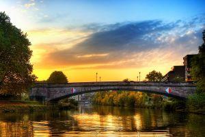 bridge germany river