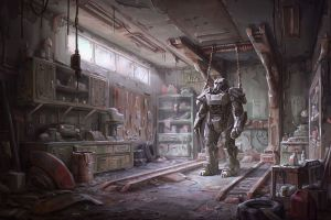 brotherhood of steel video games fallout 4 concept art fallout armor