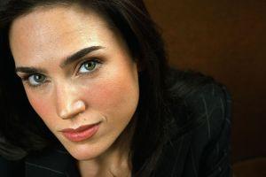 brunette jennifer connelly actress