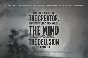 buddhism monochrome typography mind create quote buddha text