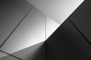 building monochrome architecture photography