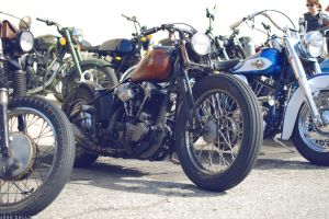 cafe racer motorcycle vehicle