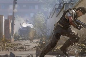 call of duty first-person shooter video games call of duty: advanced warfare