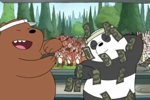 capture bears webarebears cartoon