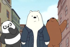 capture cartoon bears webarebears