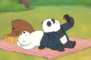 capture cartoon webarebears bears