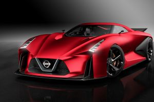car concept cars nissan red cars