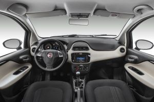 car fiat vehicle car interior