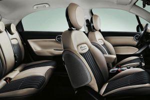 car interior car fiat vehicle