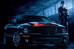 car knight rider shelby cobra k.i.t.t.