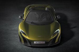 car mclaren 675lt convertible