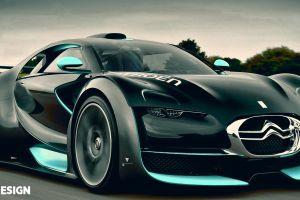 car vehicle citroën concept cars