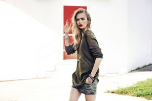 cara delevingne women model