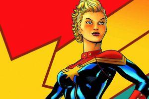 carol danvers captain marvel marvel comics superhero