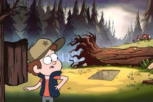 cartoon hat gravity falls