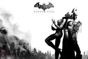 catwoman video games batman batman: arkham city