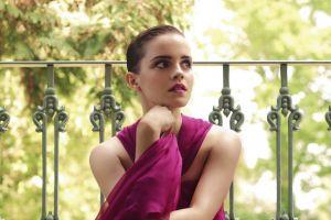 celebrity actress women fashion emma watson