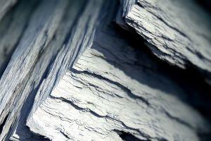 cgi mineral render abstract procedural minerals artwork digital art gray
