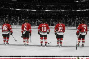 chicago blackhawks sport  ice hockey