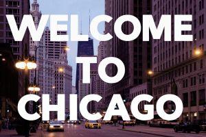 chicago text street