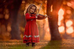 children happy music photography