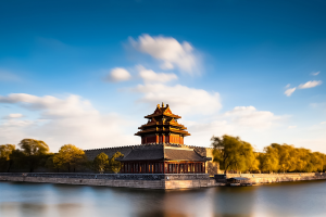 china architecture photography ultrawide