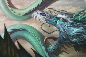 chinese dragon dragon artwork fantasy art