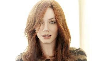 christina hendricks women redhead actress