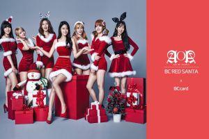 christmas k-pop aoa
