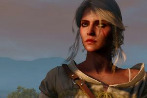 ciri cirilla the witcher 3: wild hunt the witcher video games fantasy girl cirilla fiona elen riannon
