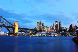 cityscape australia sydney city