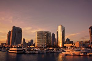 cityscape city urban building ports photography architecture sunset harbor water