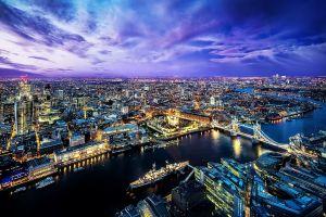 cityscape london city
