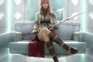 claire farron video games final fantasy