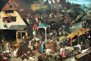 classical art painting artwork pieter bruegel