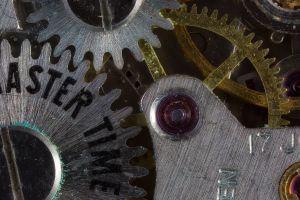 clockwork time metal closeup jewels gears technology text detailed microscopic watch macro numbers