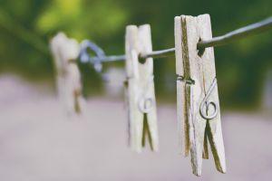 clothespins macro photography