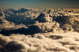 clouds color correction skyscape atmosphere aerial view