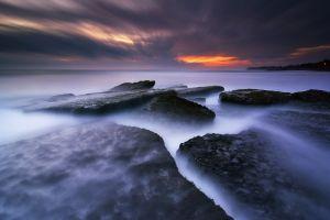 coast indonesia sea