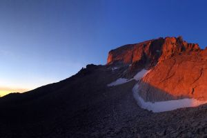 colorado landscape mountains nature
