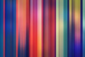 colorful lines digital art stripes abstract