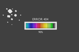 colorful warm colors spectrum errors color codes 404 not found