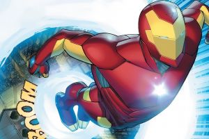 comic art iron man marvel comics comics
